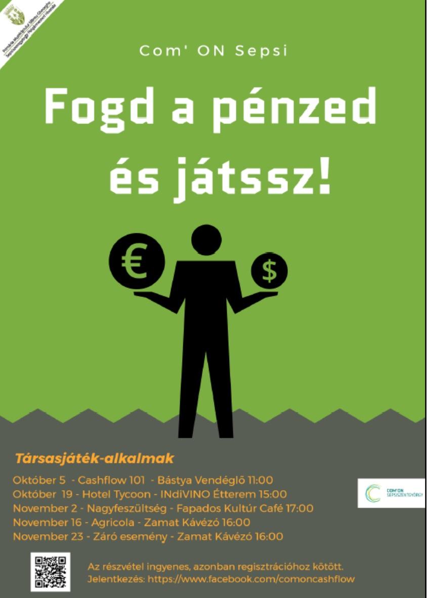 Fogd a pénzed és játssz! - Agricola társasjáték