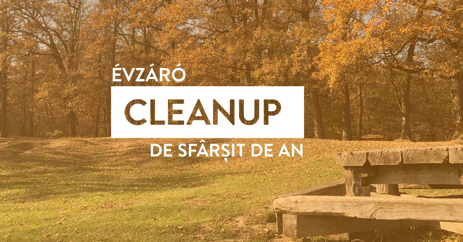 Évzáró CLEANUP